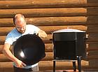 Казан чугунный 110 л, фото 6