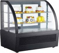 Витрина холодильная Enigma RTW-100L-3 Black