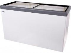 Ларь морозильный Снеж МЛП-400 серый