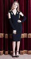 Платье Nova Line-5765, черный, 42
