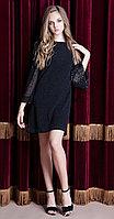 Платье Nova Line-5766, черный, 42