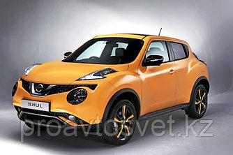 Комплект переходных рамок Nissan Juke I (YF15) рестайл (2014-2016)  Hella 3R