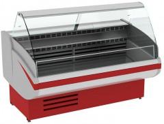 Витрина холодильная EQTA Gamma-2 1500 RAL 3004
