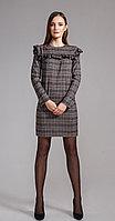 Платье Anna Majewska-1140, клетки, 44