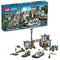 Игрушка Город Участок новой Лесной Полиции, фото 1