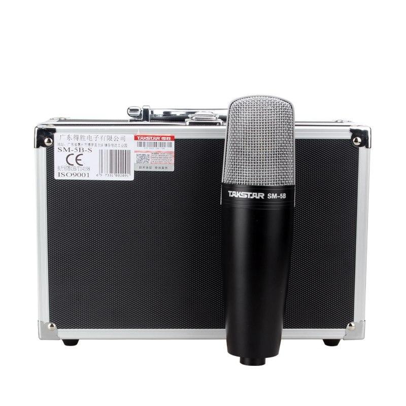 Студийный конденсаторный микрофон Takstar SM-5B-S