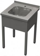 Ванна моечная iRon М1 6/6-Р 600*600*850