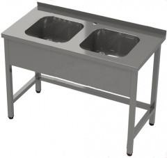 Ванна моечная iRon ВМ2 1600*600*850