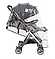 Прогулочная коляска Happy Baby Mia Lilac, фото 4
