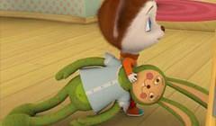 """Изготовим любую игрушку по рисунку! Это - заяц с морковками из """"Барбоскиных"""""""