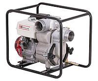 Бензиновая мотопомпа для грязной воды DAISHIN SWT-100HX