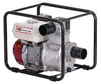 Бензиновая мотопомпа для чистой воды DAISHIN SCR-80HX