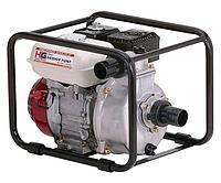 Бензиновая мотопомпа для чистой воды DAISHIN SCR-50HX