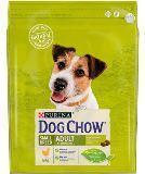 Dog Chow Small Breed Adult, Дог Чау корм для собак мелких пород с курицей, уп. 2,5кг., фото 1