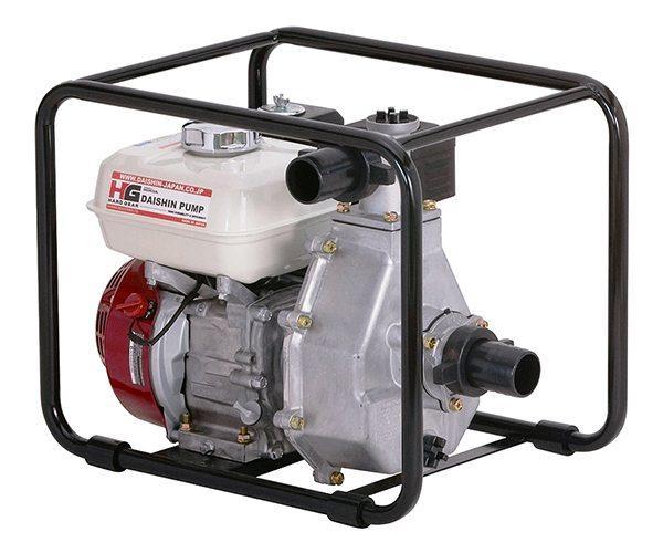Бензиновая мотопомпа пожарная DAISHIN SCH-5050HX