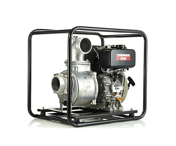 Дизельная мотопомпа для cлабозагрязненных вод DAISHIN SST-100YD