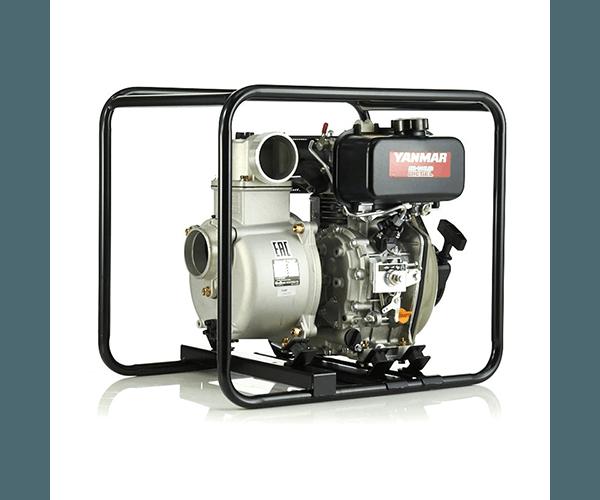 Дизельная мотопомпа для cлабозагрязненных вод DAISHIN SST-80YD