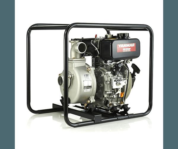 Дизельная мотопомпа для cлабозагрязненных вод DAISHIN SST-50YD