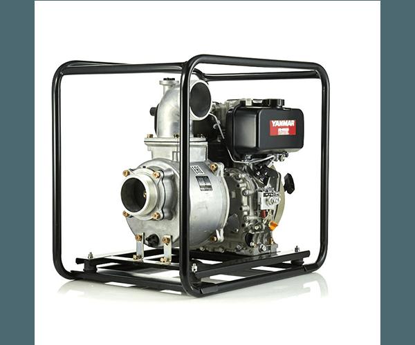 Дизельная мотопомпа для чистой воды DAISHIN SCR-100YD