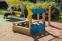 """Песочница """"Аквариум"""" для детей от 1 года и старше"""