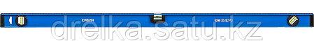 Уровень СИБИН двутавровый, 3 ампулы, измерительная линейка, 120см, фото 2