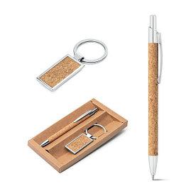 Набор шариковой ручки и брелока, LAVRE