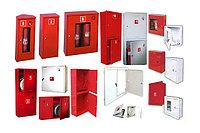 Шкафы для пожарных кранов и ог...