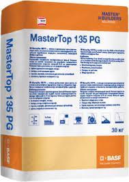 MasterTop 135 P Light grey   Сухая смесь для устройства тонкослойного покрытия бетонного пола. 25 кг.