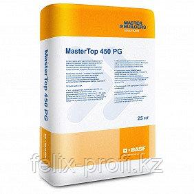 MasterTop 450 PG Natural  Сухая смесь для упрочнения поверхности свежеуложенных (новых) промышленных бетонных