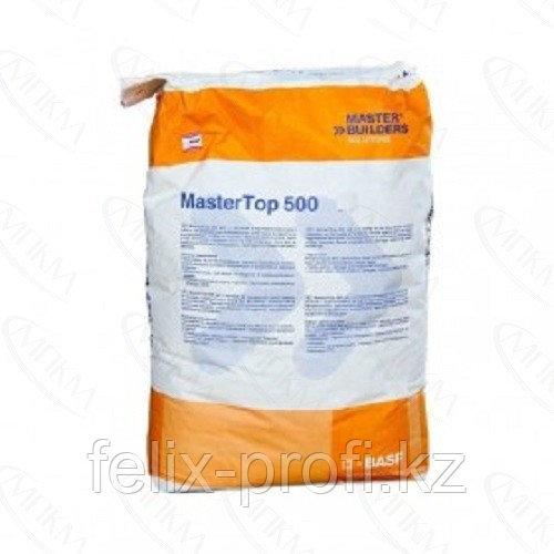 MasterTop 500- предназначен для создания адгезионного слоя между затвердевшим и свежеуложенным бетоном, цемент