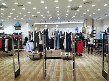 Оборудование для магазинов и бутиков одежды