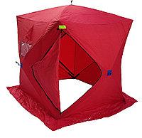 Палатка для рыбалки зимняя 420D КУБ 180 x180 и для бани