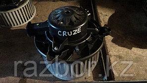 Моторчик печки Chevrolet Cruze