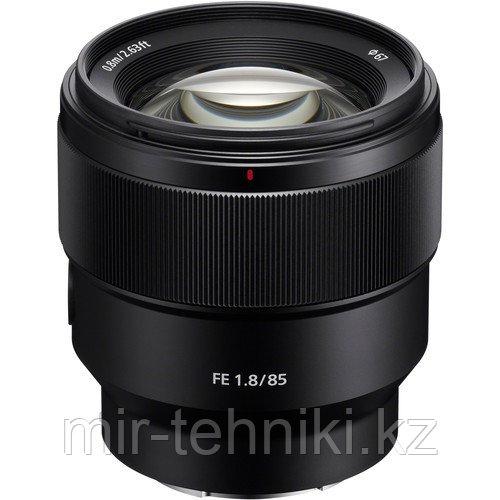 Объектив Sony FE 85mm f/1.8 Lens гарантия 2 года!!!