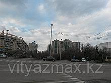 """Крышные установки на ЖК """"Жастар"""""""