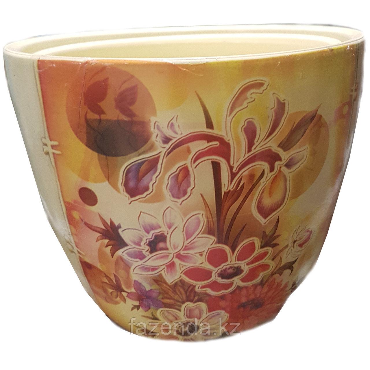 Горшок для цветов керамический Оранжерея