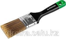 """STAYER """"KANEKARON-EURO"""". Кисти плоские, искусственная щетина, деревянная ручка, фото 3"""