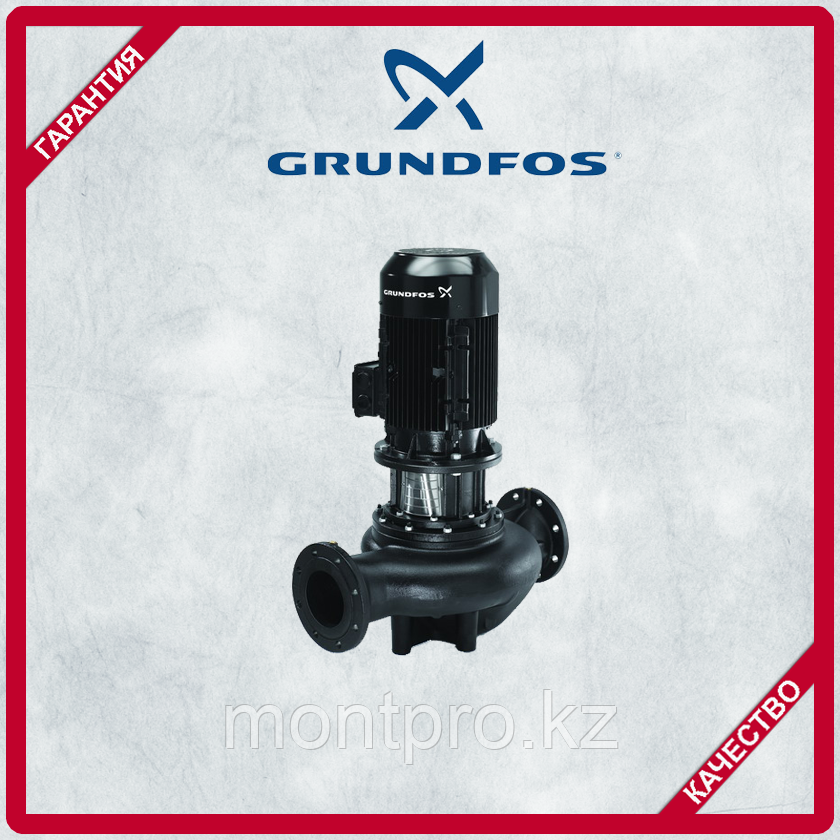 Насос циркуляционный Grundfos TP 40-240/2
