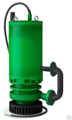 Насос для загрязненных вод взрывозащищенный Гном 16-16 Ех