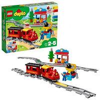 Lego Duplo 10874 Игрушка Дупло Поезд на паровой тяге