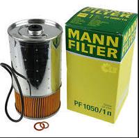 Масляный фильтр mann PF 1050/1n (Элемент)