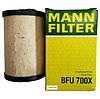 Масляный фильтр mann BFU 700 x (Элемент)