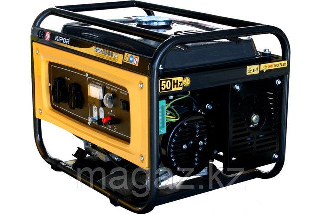 Бензиновый генератор KIPOR KGE2500X , фото 2