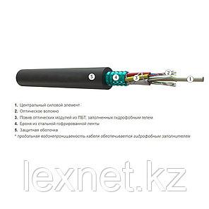 Кабель оптоволоконный ОКЛм-0,22-48П-2,7 кН, фото 2