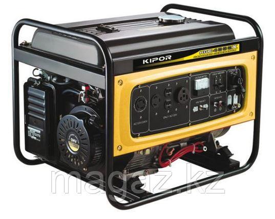 Бензиновый генератор KIPOR KGE6500E , фото 2