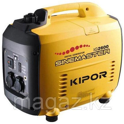 Портативный генератор KIPOR IG2600  , фото 2