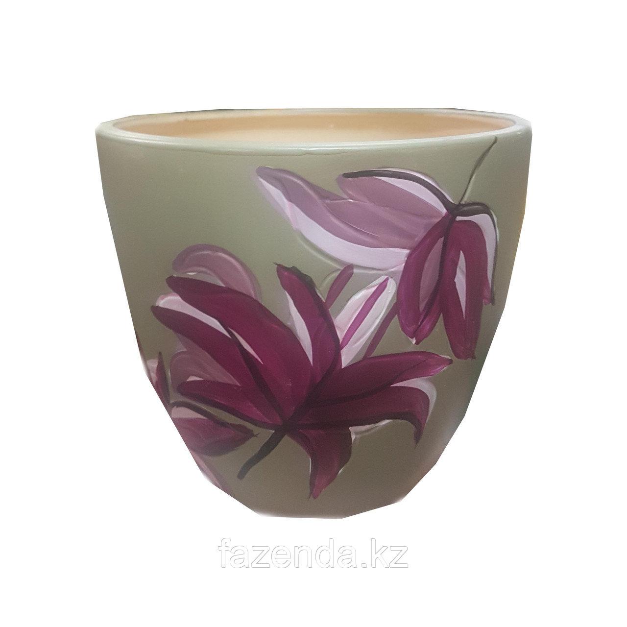 Горшок для цветов керамический Мотидо