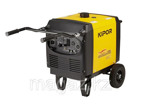 Портативный генератор KIPOR IG6000h  , фото 2
