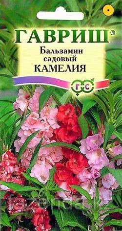 Бальзамин Камелия смесь 0,2гр