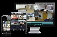 Установка online видеонаблюдения
